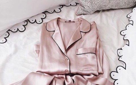 シルクのパジャマの洗濯方法とは?かわいいブランド物もこれで安心♪