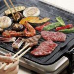 ホットプレートで焼肉を美味しく作るコツとは?弱火が良い?温度設定は?