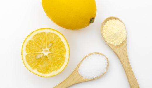 クエン酸の食用と掃除用の違いとは?効果や使い方についてもご紹介!
