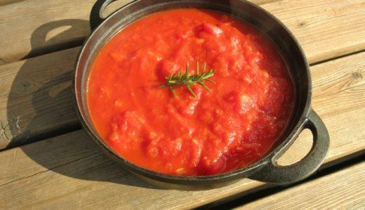 トマト缶の代用にはどれが良い?【ケチャップ・生トマト・トマトジュース】