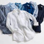 リネンシャツは洗濯すると縮む?正しい洗濯方法や頻度とは!アイロンがけは必要?
