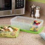 プラスチック容器は電子レンジで温めてはダメ?溶けてしまったら体に害はある?
